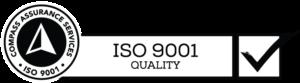 ISO-9001 certification logo
